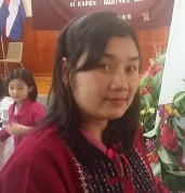 Mu Kay Tu, Women Department Chairperson width=